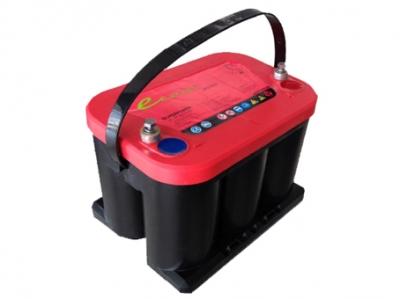 Back Up Spiral Battery